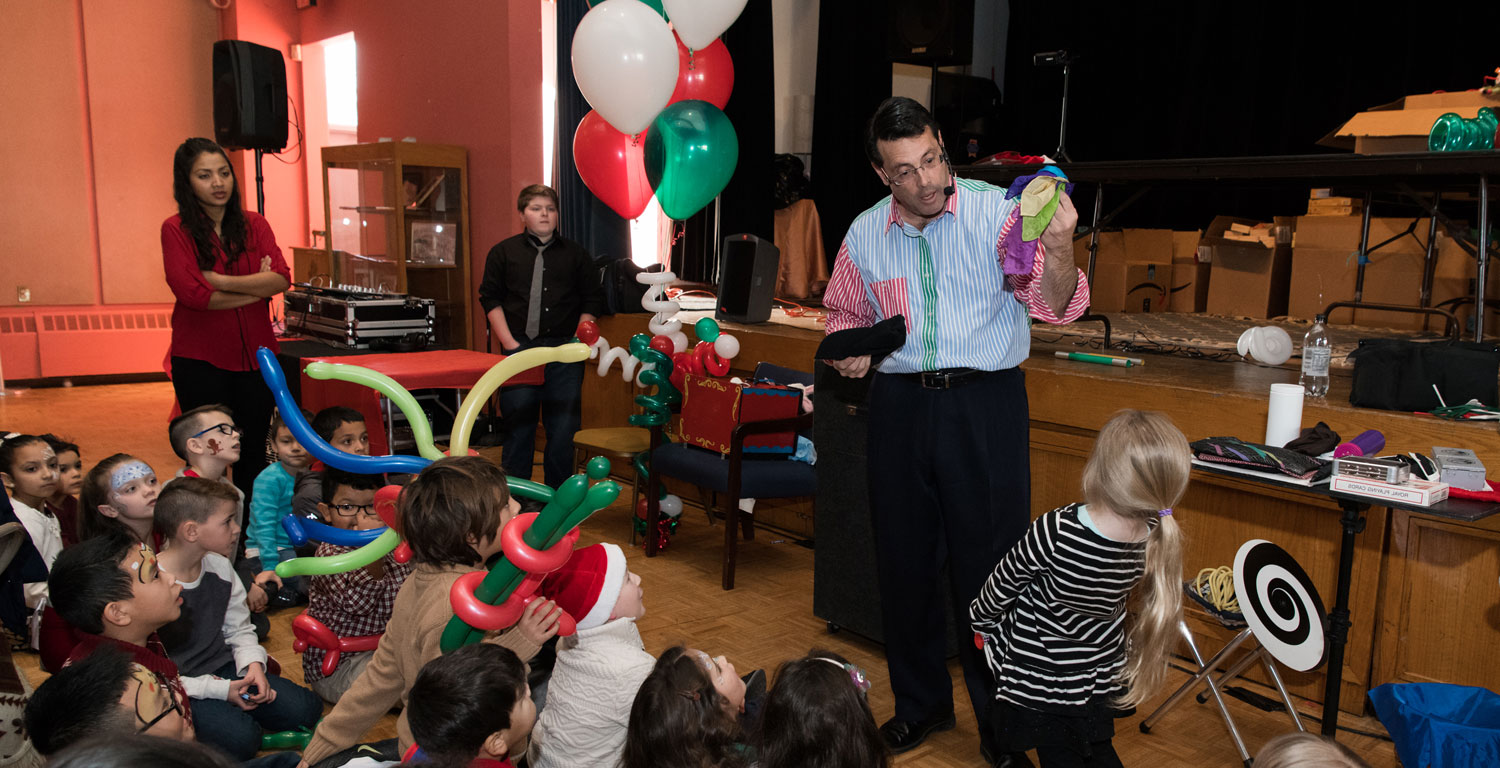 party magic for children by Steven Craig